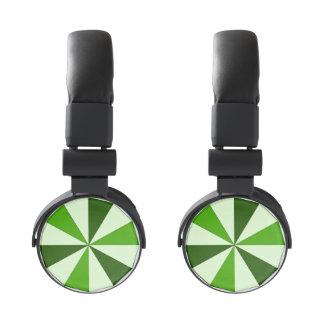 shades of green headphones
