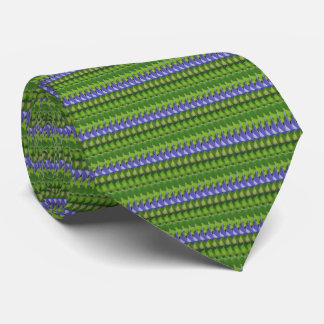 Shades of Green, Purple Lavender line tie