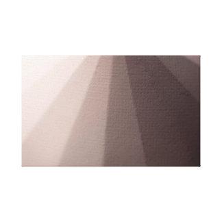 Shades of Grey - Monochrome Texture Canvas Print