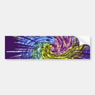 Shades of Life Force Bumper Sticker