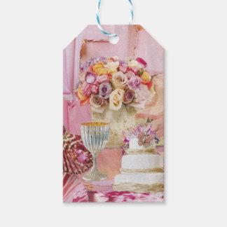 Shades of Pink Gift Tags