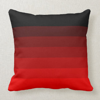 Shades of Red Cushion