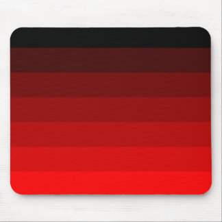 Shades of Red Mouse Mat