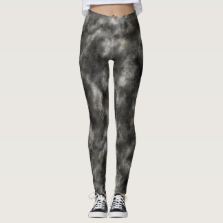 Shades of Soft Gray Leggings