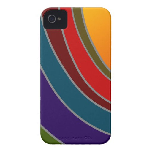 Shades of Sunset Blackberry Bold Case-Mate Case