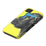Shades (Yellow) iPhone 4 Case