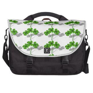 Shadow 4-Leaf Clover Commuter Bag