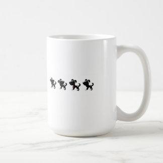 Shadow Basic White Mug