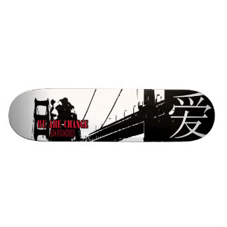 Shadow Bear SF WAC GG Skate Board