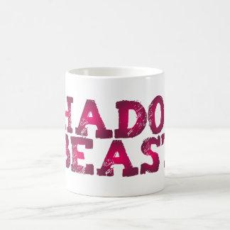 shadow beast coffee mug