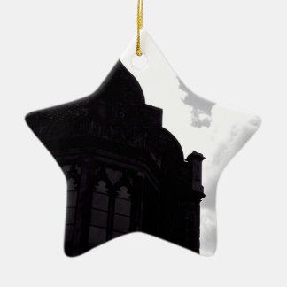 Shadow Christmas Ornament