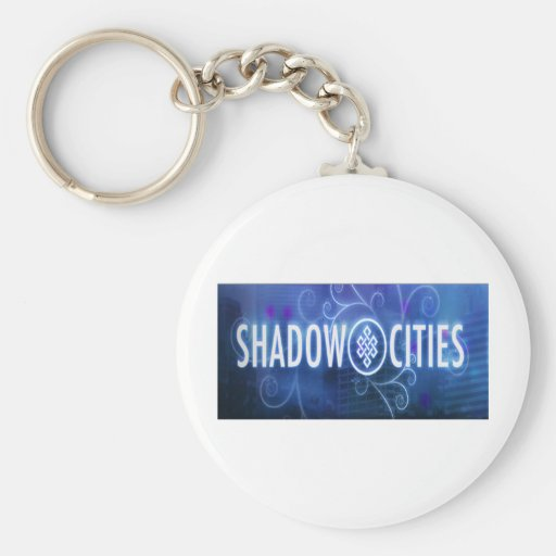 Shadow Cites - General Keychains