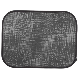 Shadow City Car Mat
