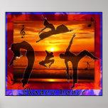 Shadow Dance Poster