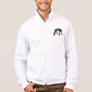 Shadow Fox Fleece Zip Jogger Jacket