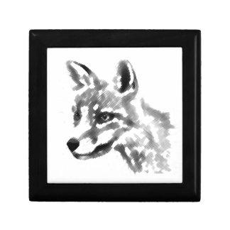 Shadow Fox Gift Box