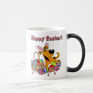 Shadow has Easter Bunny Ears! Morphing Mug