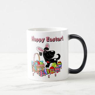 Shadow has Easter Bunny Ears Morphing Mug