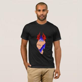 SHADOW KING COBALT BLUE DESIGN FOR MEN AND BOYS T-Shirt