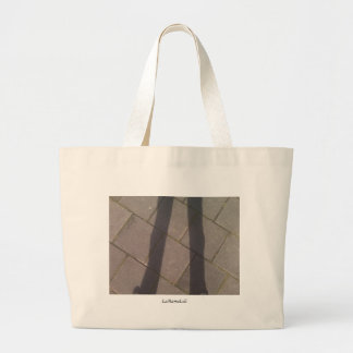 Shadow Legs Jumbo Tote Bag