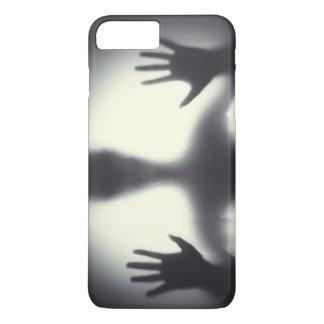 Shadow man iPhone 7 plus case