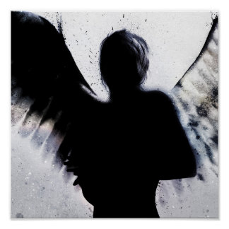 Shadow of an Angel Poster
