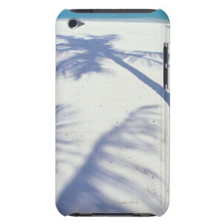 Shadow of Palm Tree 2 Barely There iPod Covers
