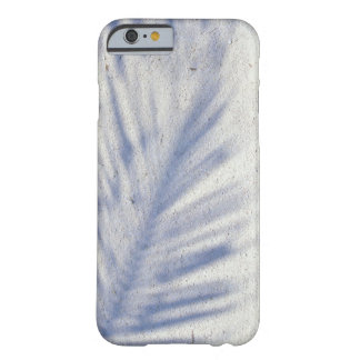 Shadow of Palm Tree 3 Barely There iPhone 6 Case