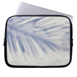 Shadow of Palm Tree 3 Laptop Sleeve
