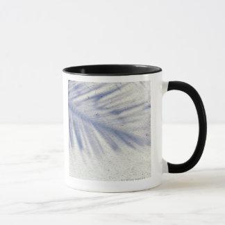 Shadow of Palm Tree 3 Mug