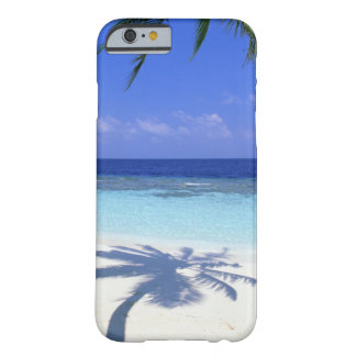 Shadow of Palm Tree Barely There iPhone 6 Case
