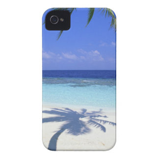 Shadow of Palm Tree iPhone 4 Case-Mate Cases