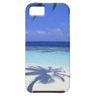 Shadow of Palm Tree iPhone 5 Covers