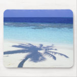 Shadow of Palm Tree Mousemats