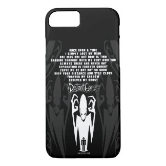 Shadow Poem iPhone 8/7 Case