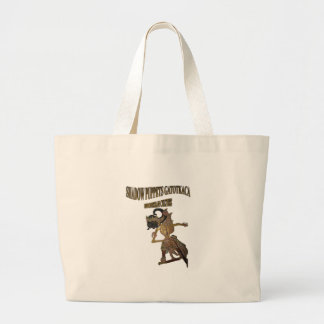 Shadow Puppets Gatot Kaca Indonesian culture Canvas Bag