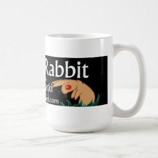 Shadow Rabbit Mug Design 1