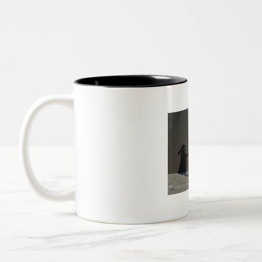 Shadow Wall 2-Tone Mug