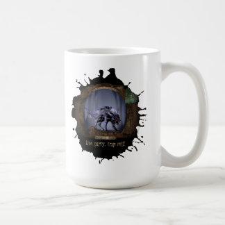 Shadow Warg Coffee Mugs