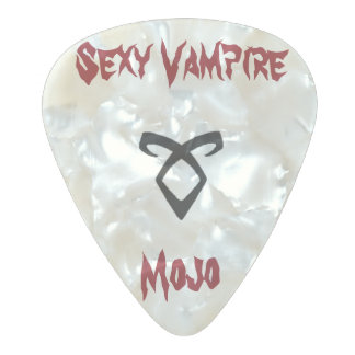 Shadowhunter Guitar Pick Pearl Celluloid Guitar Pick