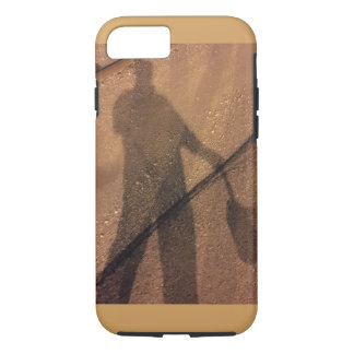 Shadowman iPhone case