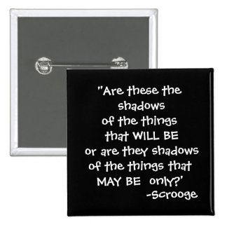Shadows -The Scrooge Collection Buttons