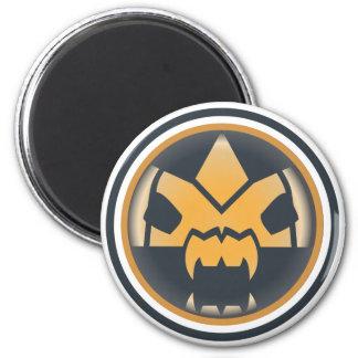 shadowskulls-button 6 cm round magnet