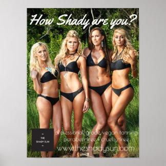 Shady Brand Poster