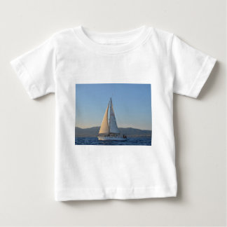 Shady Lady In The Early Morning Baby T-Shirt