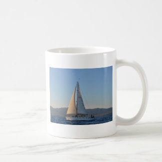 Shady Lady In The Early Morning Coffee Mug