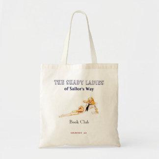 Shady Lady Sailor Tote Bag