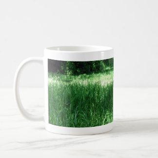 Shady Meadow on a sunny day Coffee Mug