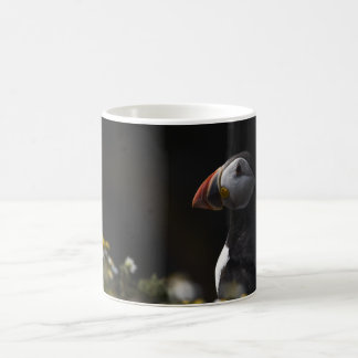 Shady Puffin Coffee Mug