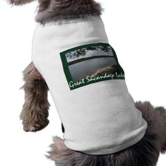 Shady Serenity Dog Tshirt